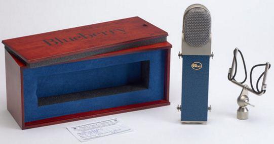 Blue Blueberry en Multison con caja y accesorio