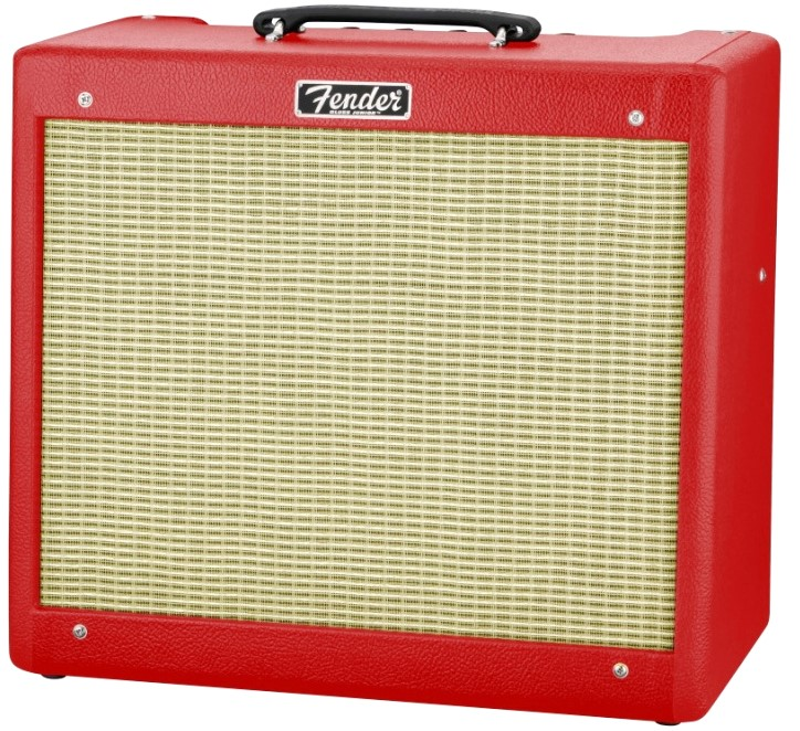 Fender Blues Junior III British Red