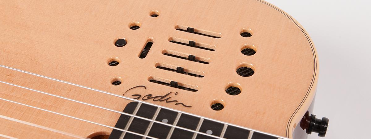 Guitarras Godin