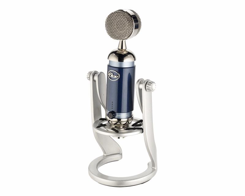 Micrófono de condensador Blue Spark Digital USB