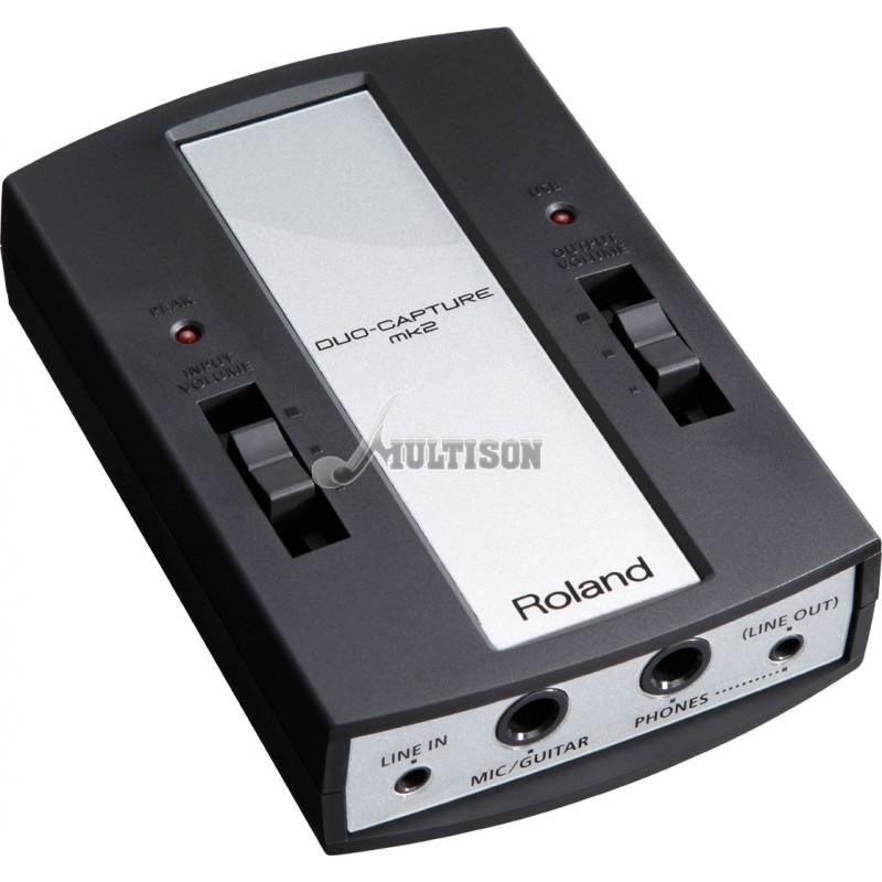 Roland UA-11 Duo Capture MK2