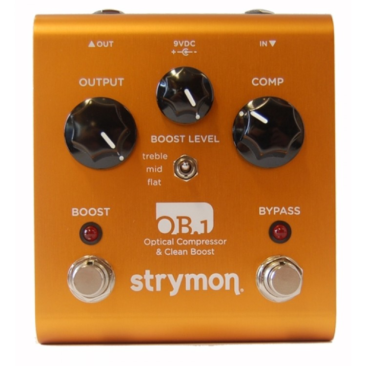 Compresor/Booster Strymon OB.1