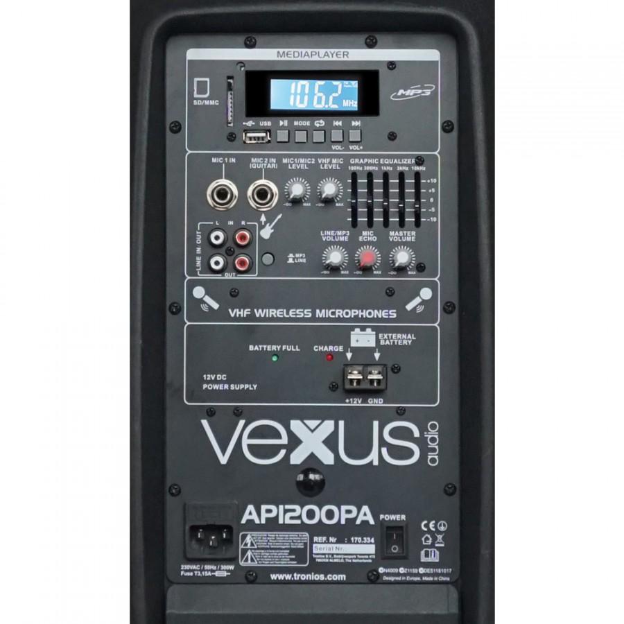 Vexus AP1200PA