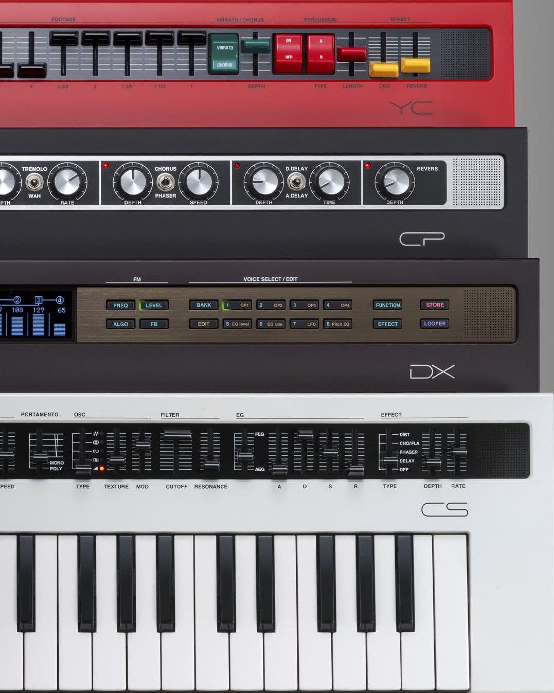 Sintetizadores Yamaha Reface