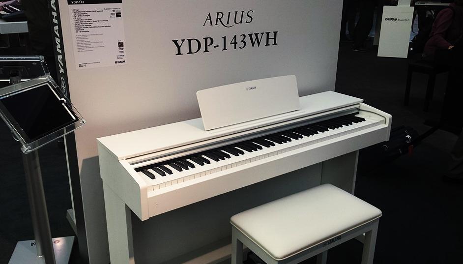 Yamaha YDP-143WH