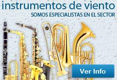 comprar flauta travesera y otros instrumentos de viento