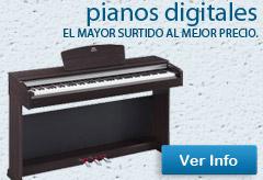 precio piano digital clavinova