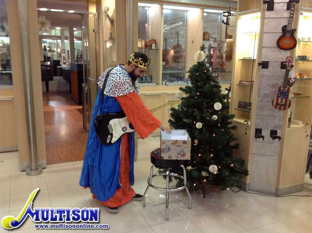 Reyes Magos Multison