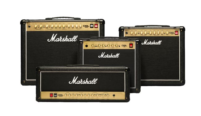 Marshall DSL Series