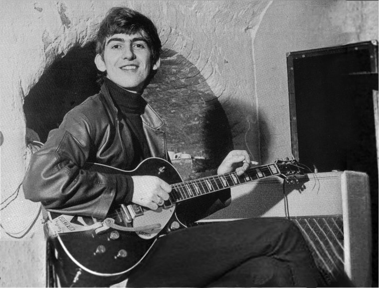 George Harrison The Cavern