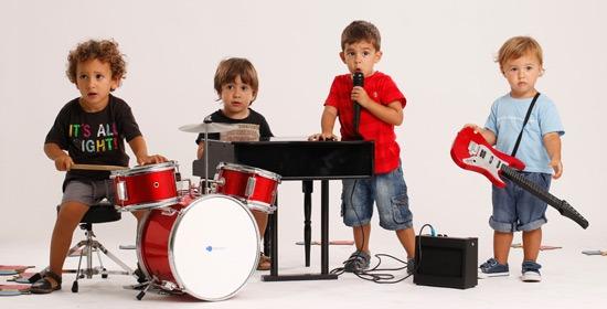 Niños Música