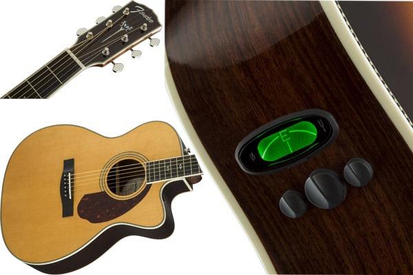 Fender Daramount Detalle