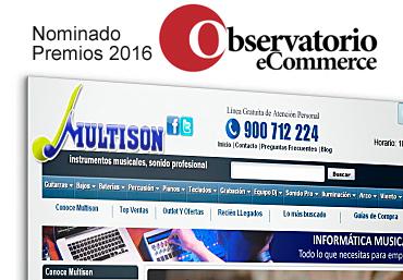 Tienda Online Multison