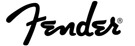 Fender Monogram Black-Yellow-Brown