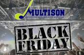 Prepárate para el Black Friday en Multison