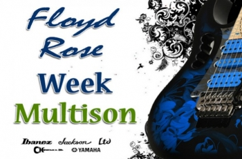 Floyd Rose Week Multison