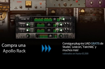 Promo Universal Audio Dream Studio Bundle